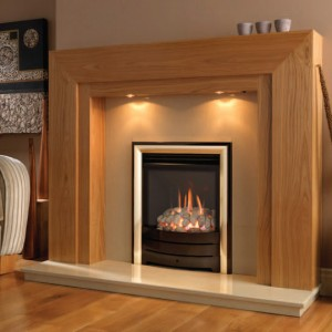 Evora Gas Fireplace